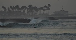 Dawn patrol, 40th Street photo
