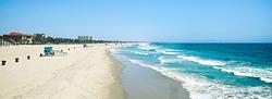 ocean park waves, Santa Monica Ocean Park photo