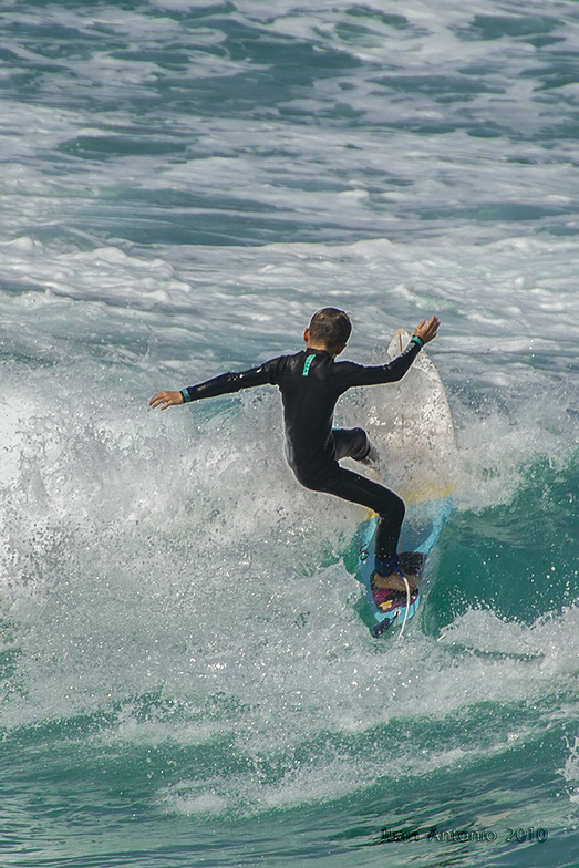 Promesa del SURF 2Bis, Playa de Gros