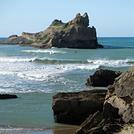 surf trip, Castlepoint - The Gap