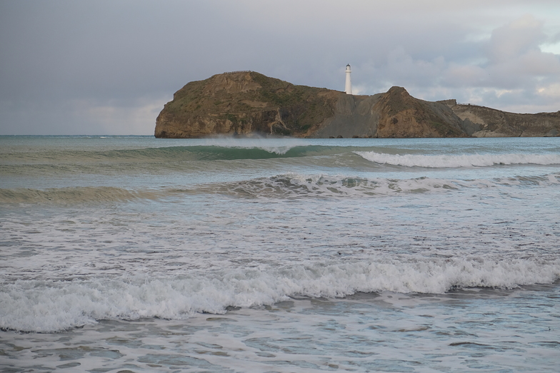 Castlepoint Beach break guide