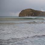surf trip, Castlepoint Beach