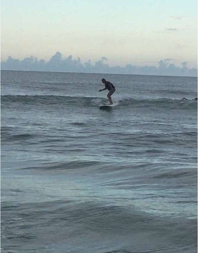 @ addison.wirtel  shredding, Wrightsville Beach