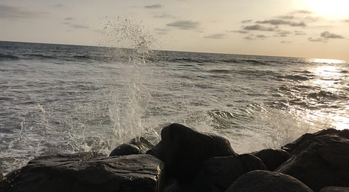 Night Tears, Oceanside Beach