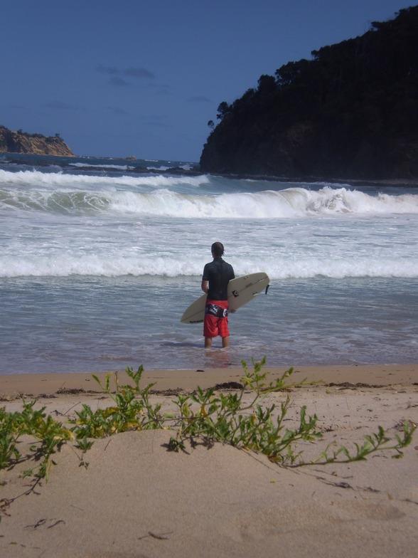 Mckenzies Beach break guide
