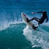 Surfing in Winkipop