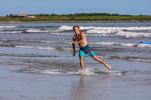 Sachuest Beach in Middletown, RI, Sachuest Beach (2nd Beach)
