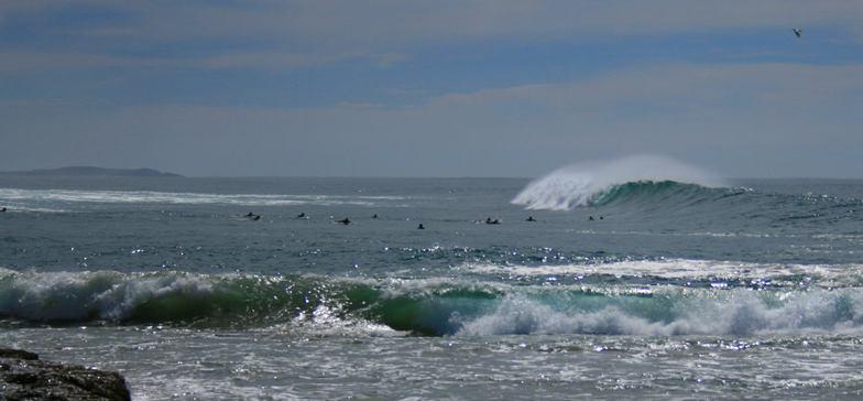 Port Macquarie-Town Beach surf break