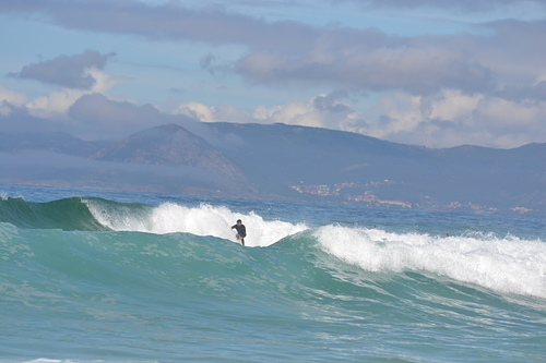 Entre las olas, Playa de Rio Sieira / As Furnas