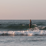 Chilled waves, Muizenberg