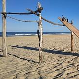 September surf, the good Life., Le Porge