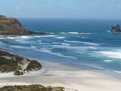 Otago Peninsula - Sandfly Bay photo