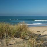 November surf., Le Porge