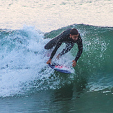 Salisbury Beach Surfer