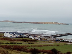 Mid-sized winter day, Magheroarty Reef photo