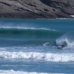 Spring swell, Wharariki Beach