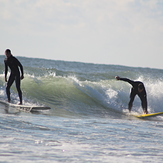 Party Wave!, Jenness Beach