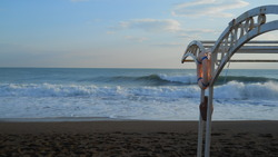 Right side of Lara Beach, Antalya (Lara Beach) photo