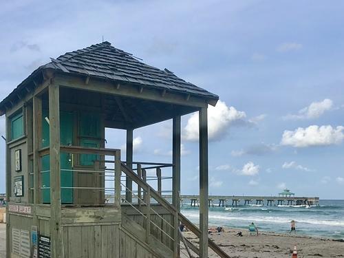Deerfield Drop-in, Deerfield Beach Pier
