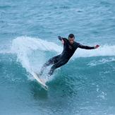 Mini capo surf.
