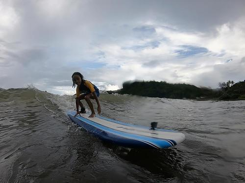 The Bay is a safe shore break for everyone, Talofofo/The Bay