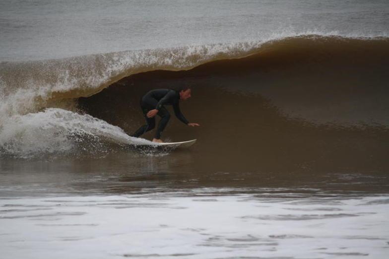 Hornsea surf break