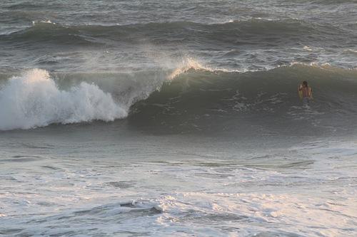 Olas altas Beachbreak, Ollas Altas