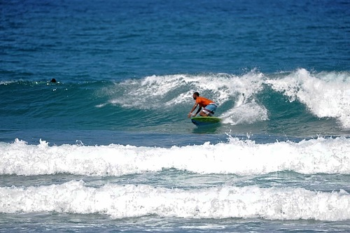 AWS surfboards, Encuentro