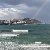 Rainbow in Matadero, Matadeiro