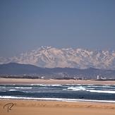 Gran panoramica desde Somo, Playa de Somo