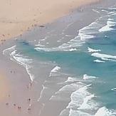 Corrienton, Playa de Berria