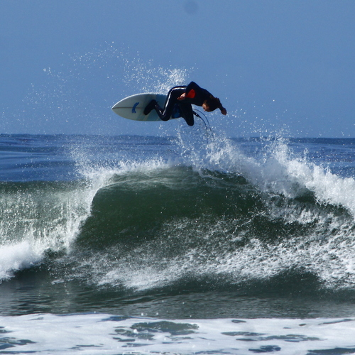 some air, Trestles (Uppers)