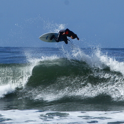 some air, Trestles (Uppers) photo