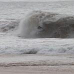 stormy wedge wipeout