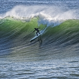 Nice ride., Steamer Lane-Middle Peak