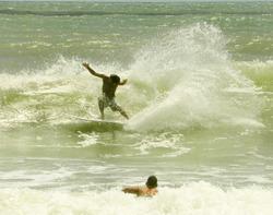Praia da Pipa surf Brasil - surfari, Tibau do Sul photo