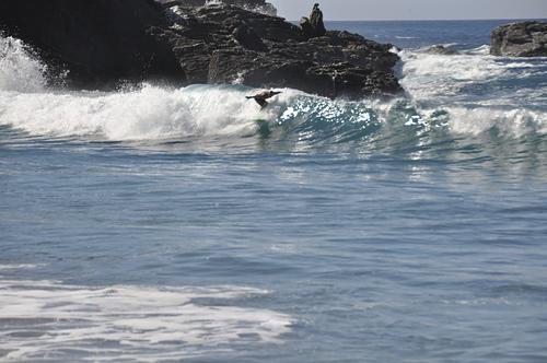 Left off the rocks, Ben Weston (Catalina Island)
