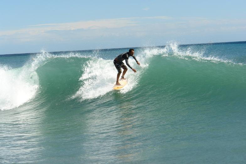 Nova Mar Bella surf break