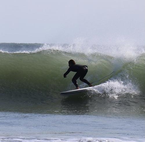 Going Right, Baker s Beach
