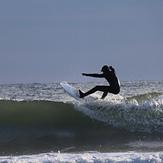 Surfing, Baker s Beach