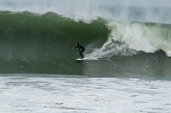 Dropping in, Ventura Point photo