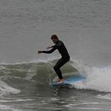 nose ride, Surf City Pier