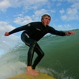 fun wave, Surf City Pier