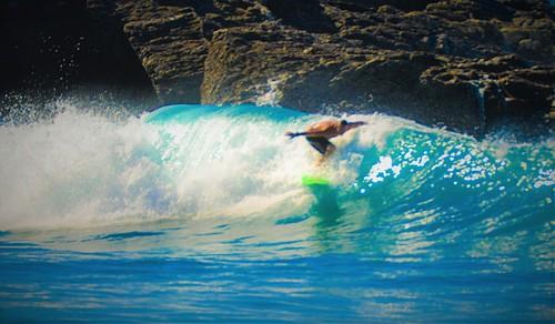"""Left off the rocks"", Ben Weston (Catalina Island)"