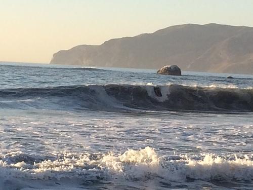 Low tide right, Ben Weston (Catalina Island)