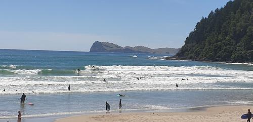 South End, Pauanui Beach