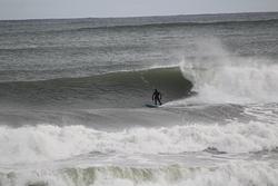 Big Waves at The Wall on 1/6/21 photo