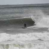 Big Waves at The Wall on 1/6/21