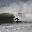 Big Surf at Fox Hill on 1/6/21, Fox Hill Point