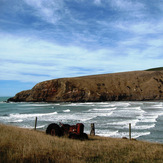 Raupo Bay, Banks Peninsula - Raupo Bay